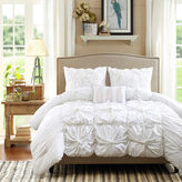 JCPenney Madison Park Maxine Ruched 4-pc. Comforter Set