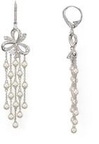 Nadri Marion Cascade Leverback Earrings