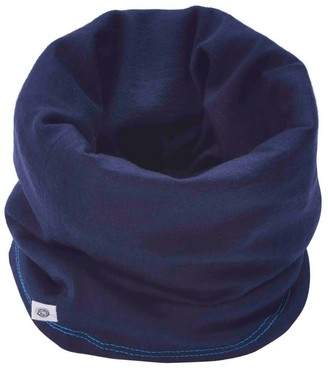 Women's 100% Traceable Superfine Merino Snood In French Navy