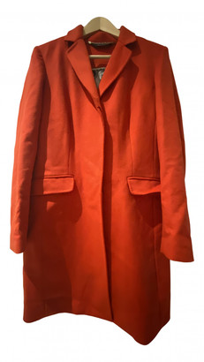 Paul Smith Red Wool Coats