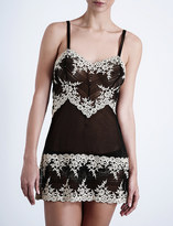 Wacoal Embrace Lace stretch-lace chemise