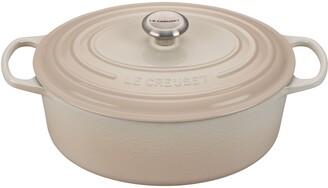 Le Creuset Signature 6 3/4 Quart Oval Enamel Cast Iron French/Dutch Oven