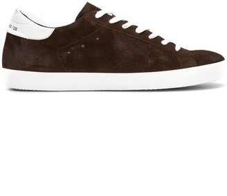 Golden Goose Star Lace Up Sneakers