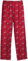 adidas Boys 8-20 Rutgers Scarlet Knights Lounge Pants