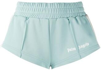 Palm Angels elasticated waistband short shorts