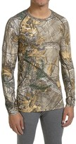 Columbia Midweight Stretch Camo Omni-Heat® Base Layer Top - Long Sleeve (For Men)