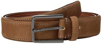 Trafalgar Clayton Belt 35mm (Tan) Men's Belts