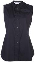 Jil Sander Ezra sleeveless blouse