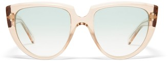 Oliver Goldsmith Sunglasses Y-Not Wintersun Pink Champagne