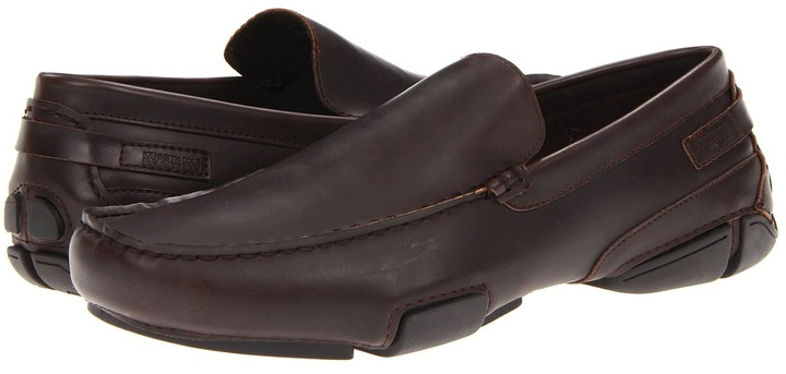 Kenneth Cole Reaction Mystery Planet (Brown) - Footwear