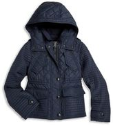 Burberry Little Girl's & Girl's Quilted Jacket