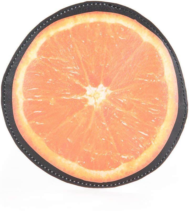 CITYSHOP orange purse