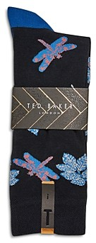 Ted Baker Mxs Dragonfly Socks