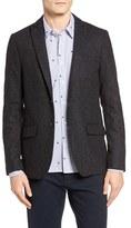 Scotch & Soda Men's Nep Wool Blend Sport Coat