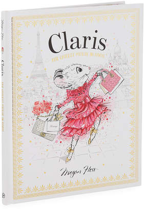 """Chronicle Books Claris: The Chicest Mouse in Paris"""" Book by Megan Hess"""