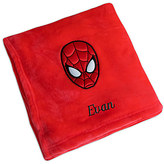 Disney Spider-Man Fleece Throw - Personalizable