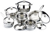 Berghoff Cosmo 12-pc. Stainless Steel Cookware Set