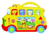 Small World Toys Activity Tv Bus.