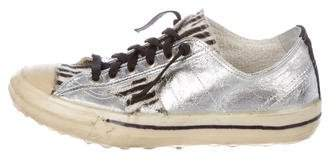 Golden Goose Vstar2 Low-Top Sneakers