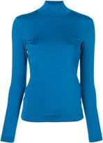 Golden Goose Deluxe Brand silky polo top - women - Polyamide/Spandex/Elastane - XS