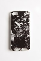 Garage Black Marble Print iPhone 5 Case