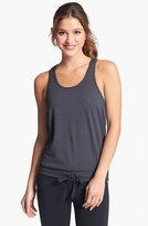 So Low Solow Mesh Tank with Built-In Bra
