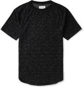 Public School - Slim-fit Mélange Jersey T-shirt