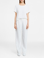 DKNY Pure Scoop Neck Shirt
