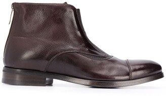 Alberto Fasciani Amina ankle boots