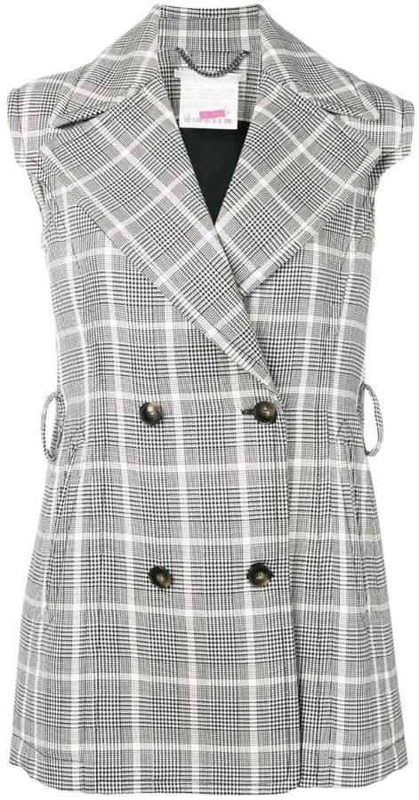 Stella McCartney double-breasted gilet