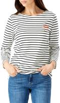 Sugarhill Boutique Flamingo Breton Top
