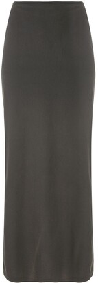 Jil Sander Pre-Owned Straight Midi Skirt