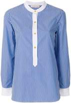 Tory Burch mandarin collar shirt