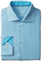 Bugatchi Men's Nappa Dress Shirt