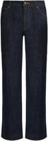 A.P.C. Sailor high-rise cropped jeans