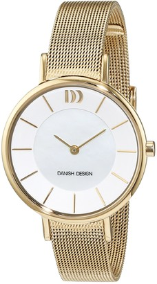 Danish Design Womens Analogue Quartz Watch with Stainless Steel Strap IV05Q1167