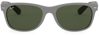 Ray-Ban RB2132 58MM Round Sunglasses