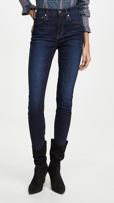 Edwin Candice High Rise Skinny Jeans