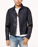 G Star RAW Men's Denim Moto Jacket