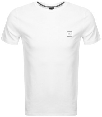 BOSS Tales T Shirt White