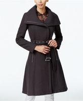 BCBGeneration Asymmetrical A-Line Walker Coat