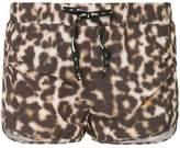 The Upside leopard print shorts