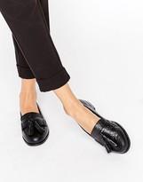 Park Lane Leather Tassle Loafer