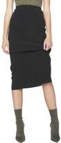 MinkPink Textured Tube Skirt