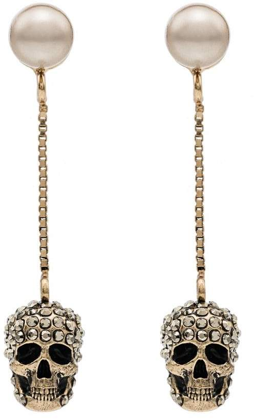 0052b5abb Alexander McQueen Earrings - ShopStyle Canada