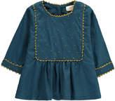 Ketiketa Zina Embroidered Plastron Dress