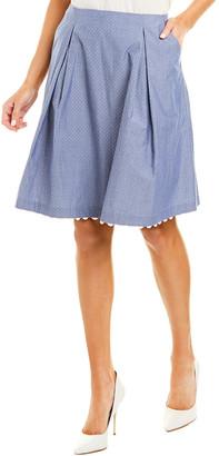 Sara Campbell A-Line Skirt