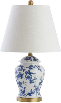 Jonathan Y Designs Penelope 22In Chinoiserie Led Table Lamp