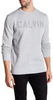 Calvin Klein Jeans Military Fleece Pullover