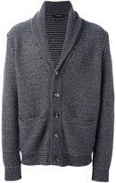 Ermenegildo Zegna woven relaxed cardigan - men - Cashmere - 52
